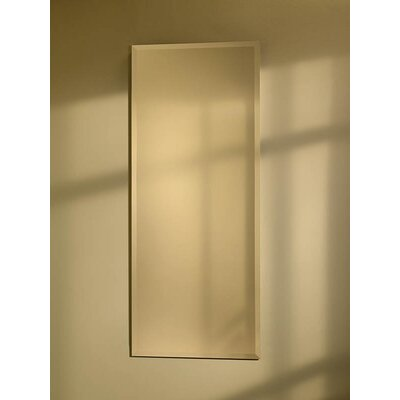 Specialty Single Door Recessed Medicine Cabinet Height: 36