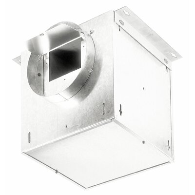 200 CFM In-Line Ventilator