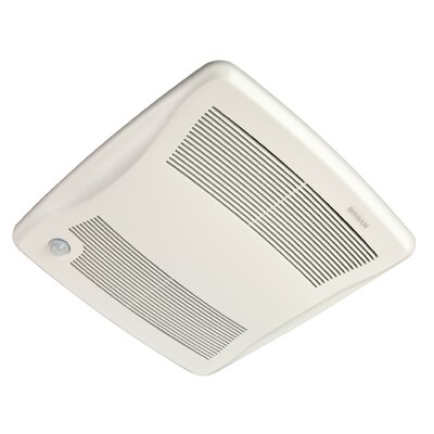Ultra Multi-Speed 80 CFM Energy Star Bath Fan with Light and Motion Sensor