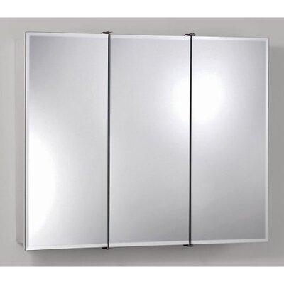 Baker Street 30 x 30 Surface Mount Medicine Cabinet Finish: Classic White