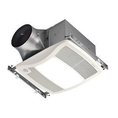 110 CFM Bathroom Fan with Light