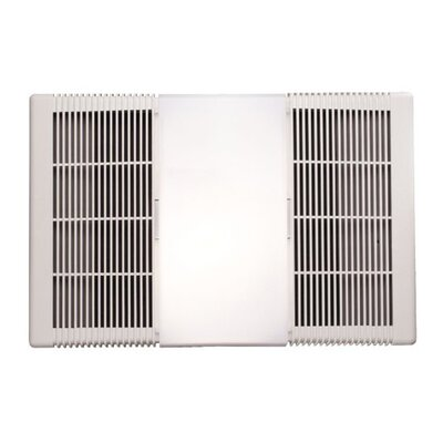 70 CFM Bathroom Fan with Light