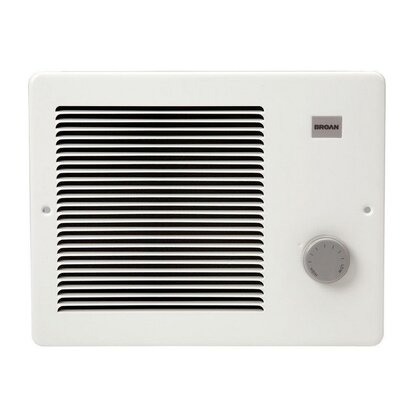 Electric Fan Wall Insert Heater 174