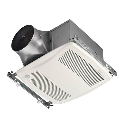 Ultra Series Motion Sensing Fan Airflow Rate: 80 CFM