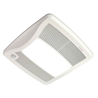 Ultra Series 110 CFM Energy Star Bathroom Fan with Light