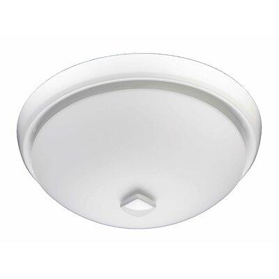 80 CFM Energy Star Bathroom Fan with Light