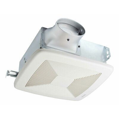 LoProfile 80 CFM Energy Star Bathroom Fan