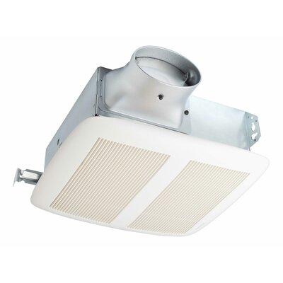 LoProfile 80 CFM Energy Star Bathroom Fan