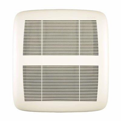 Ultra Silent Quietest Bathroom Fan - Energy Star Fan strength: 80 CFM