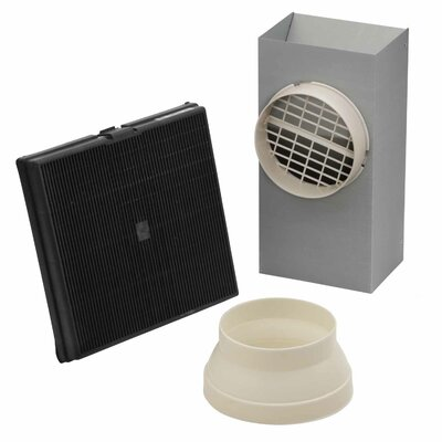 Range Hood Optional Non Duct Kit for Island RK54