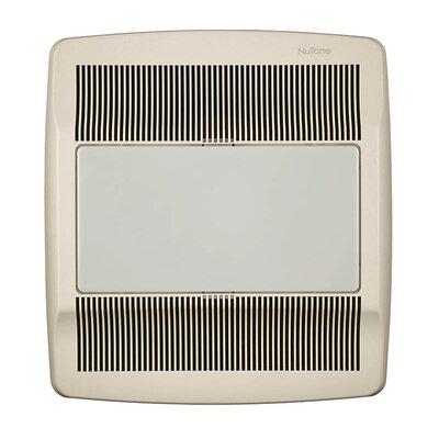 Ultra Silent 110 CFM Energy Star Bathroom Fan with Fluorescent Light