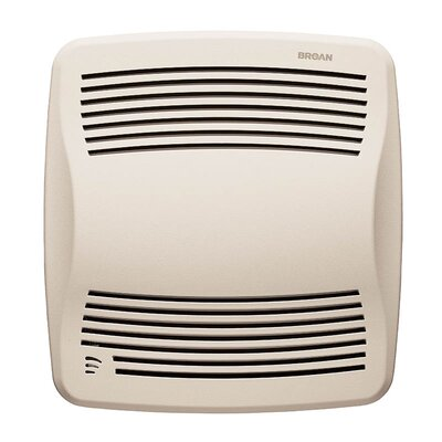 110 CFM Energy Star Bathroom Fan with Humidity