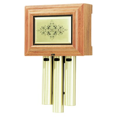 Broan Nutone Traditional Musical Wired Door Chime - Finish: Rosewood at Sears.com