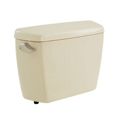 Carusoe 1.6 GPF Toilet Tank Toilet Finish: Bone