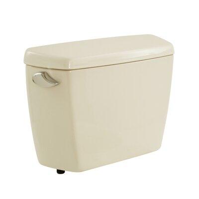 Carusoe 1.6 GPF Toilet Tank Toilet Finish: Sedona Beige