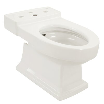Lloyd 15 Floor Mount Bidet Bidet Finish: Cotton