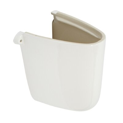 Supreme Shroud for Bathroom Sink Sink Finish: Colonial White