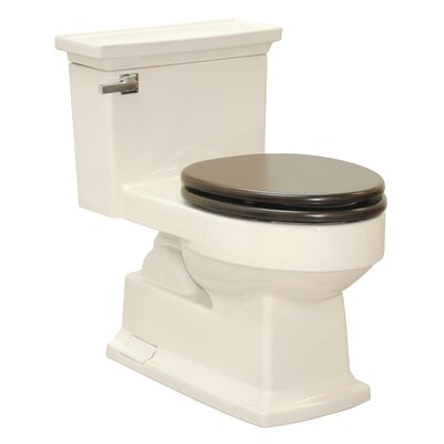 Lloyd 1.6 GPF Elongated One-Piece Toilet Toilet Finish: Sedona Beige