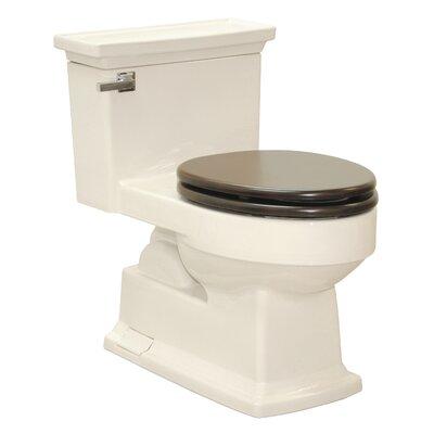 Lloyd 1.6 GPF Elongated One-Piece Toilet Toilet Finish: Sedona Beige
