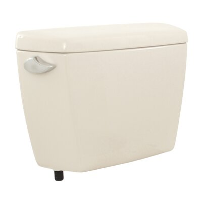 Drake Insulated 1.6 GPF Toilet Tank Toilet Finish: Colonial White