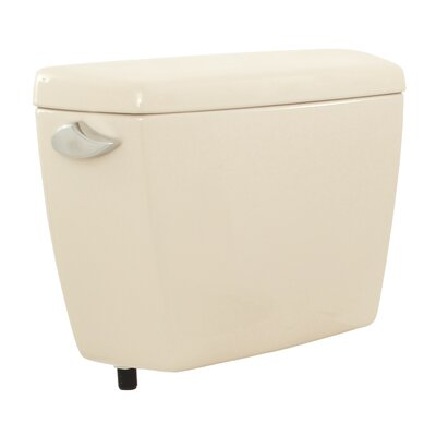 Drake Insulated 1.6 GPF Toilet Tank Toilet Finish: Sedona Beige