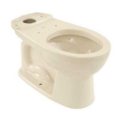 Drake 1.6 GPF Round Toilet Bowl Finish: Sedona Beige