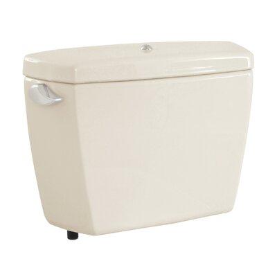 Drake Bolt Down 1.6 GPF Toilet Tank Finish: Colonial White