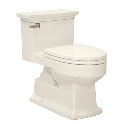 Lloyd Eco 1.28 GPF Elongated One-Piece Toilet Toilet Finish: Sedona Beige