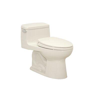 Supreme 1.6 GPF Elongated One-Piece Toilet Toilet Finish: Sedona Beige
