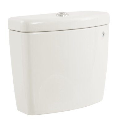 Aquia II Dual Flush Toilet Tank Toilet Finish: Cotton