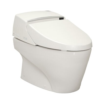 Neorest 1.6 GPF Elongated One-Piece Toilet Finish: Colonial White