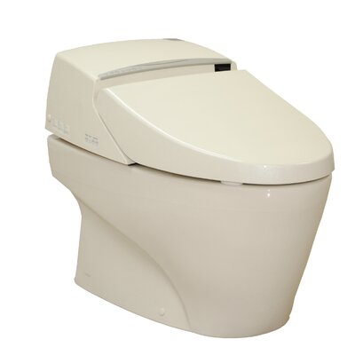 Neorest 1.6 GPF Elongated One-Piece Toilet Finish: Sedona Beige