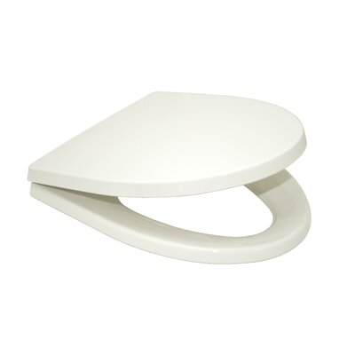Elongated Toilet Seat Seat Finish: Colonial White
