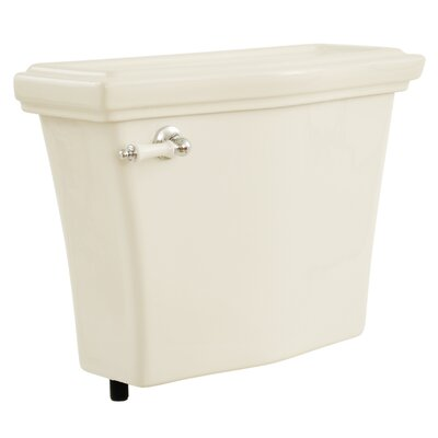 Clayton 1.6 GPF Toilet Tank Toilet Finish: Sedona Beige