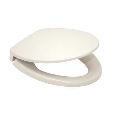 SoftClose Elongated Toilet Seat Seat Finish: Colonial White