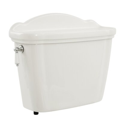Whitney 1.6 GPF Toilet Tank Toilet Finish: Cotton