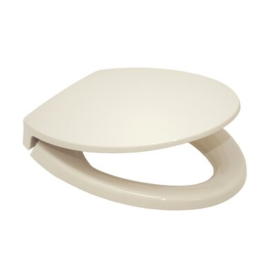 SoftClose Elongated Toilet Seat Seat Finish: Sedona Beige