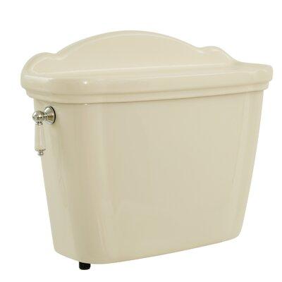 Whitney 1.6 GPF Toilet Tank Toilet Finish: Bone