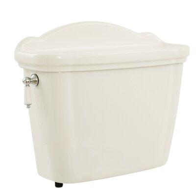 Whitney 1.6 GPF Toilet Tank Toilet Finish: Colonial White