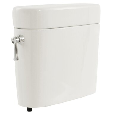 Nexus 1.6 GPF Toilet Tank Toilet Finish: Cotton