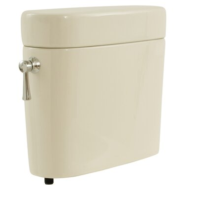 Nexus 1.28 GPF Toilet Tank Toilet Finish: Cotton