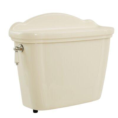 Whitney 1.6 GPF Toilet Tank Toilet Finish: Sedona Beige
