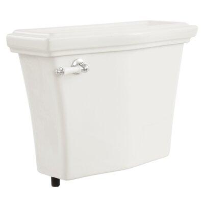 Clayton Eco 1.28 GPF Toilet Tank Toilet Finish: Cotton