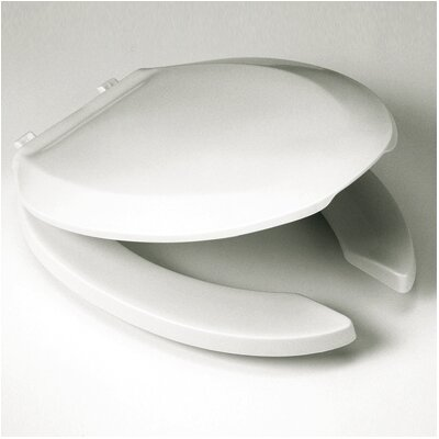 Commercial Elongated Toilet Seat and Lid