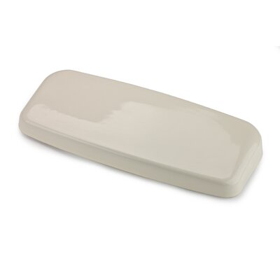 Tank Lid Cotton for Supreme Toilet Lid Finish: Colonial White