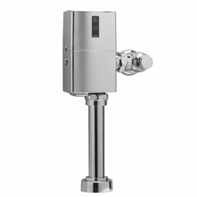 EcoPower Exposed Automatic Sensor Flush Valve for 24 VB Installations