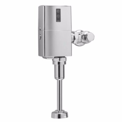 EcoPower Urinal Flushometer with 1 1/4 Vacuum Breaker