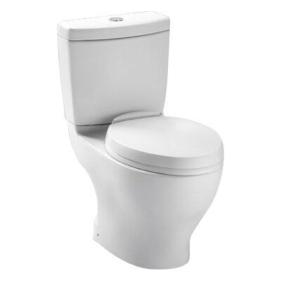 Toto Aquia Dual Flush Elongated Two-Piece Toilet CST412MF.10#01