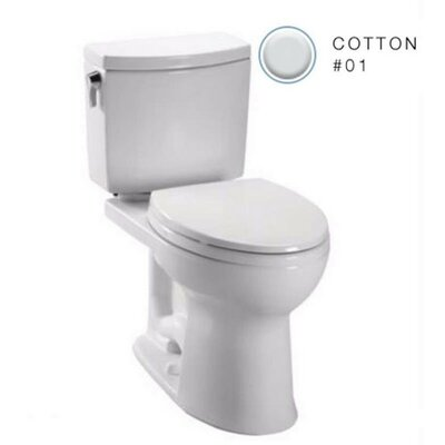 Drake 1.0 GPF Elongated Two-Piece Toilet