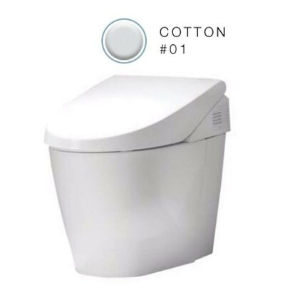 Neorest 1.6 GPF Elongated Toilet Bowl with Touchless Flush